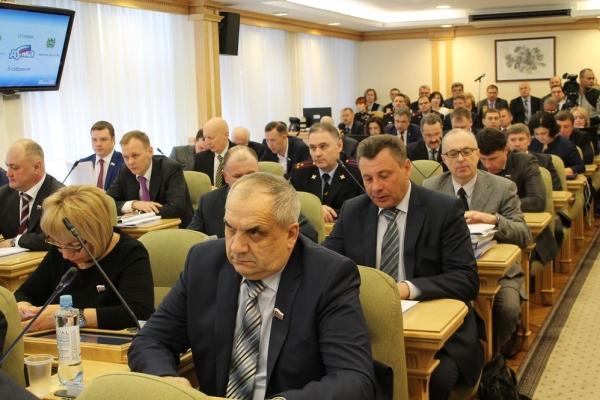 Уровень преступности в Томской области снизился почти на 12%