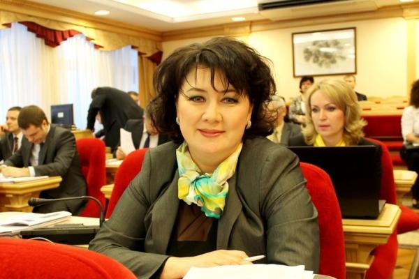 Галину Немцеву в томской облдуме заменил однопартиец Николай Мурин