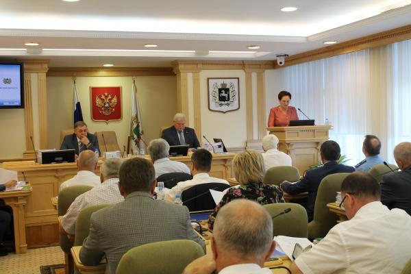 Томская облдума рассмотрит законопроект о повышении пенсионного возраста